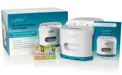 Seventh Street Medical Supply | Lumin Cpap Cleaner - Family