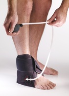 Corflex Cryotherm Pneumatic Ice Compression Therapy for the ankle
