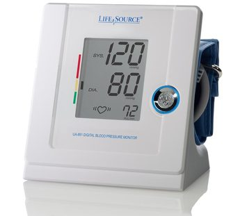 LifeSource and A&D MEDICAL Blood Pressure Monitor