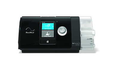 ResMed AirSense 10 AutoSet CPAP apap with Integrated Humidifier