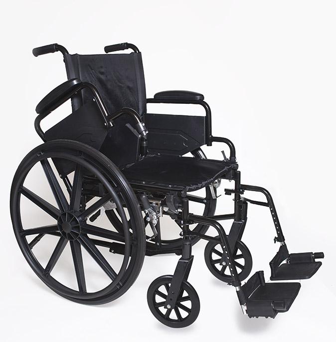 True Lightweight Wheelchair