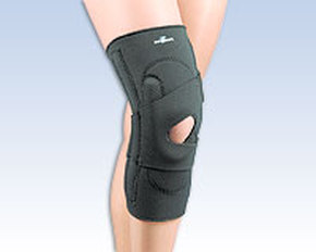 FLA Lateral J Knee Stabilizer