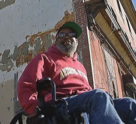 Seventh Street Medical Supply & FOX 29 Gets Results for 45-year-old John Allen, whose wheelchair was stolen