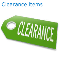 Seventh Street Medical Supply Clearance Items