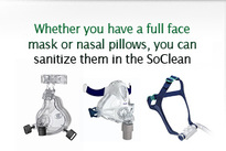 SoClean CPAP sanitizing system