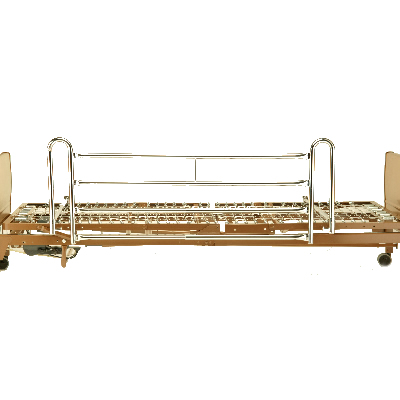 Electric Hospital Bed full bed rails