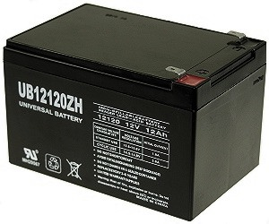 12 Volt 12 Ah Electric Scooter / Bicycle Battery