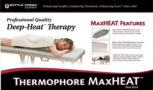 Thermophore Moist Heating Pad