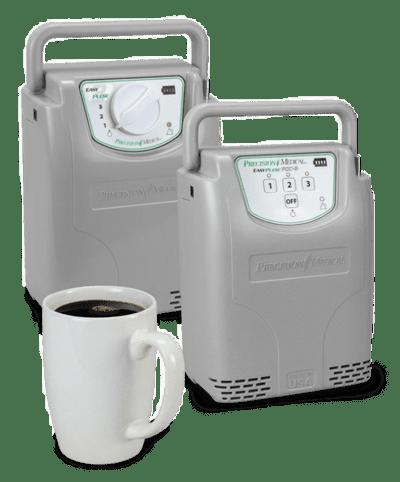 Seventh Street Medical Supply Precision Pm4130 Portable