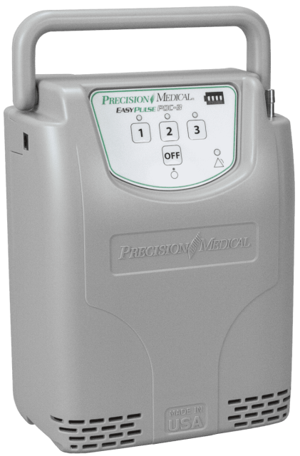 Easypulse Poc 3 Oxygen Concentrator Push Button Model