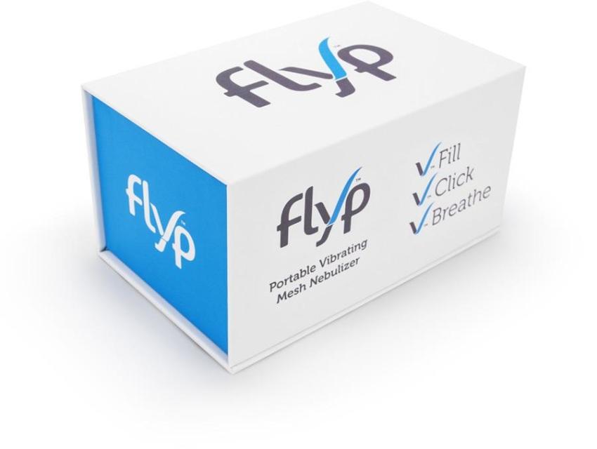 Flyp Hand Held Nebulizer